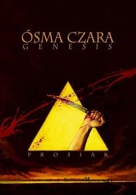 Okładka książki Ósma czara. Genesis