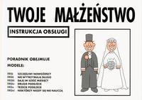 Okładka książki Twoje małżeństwo. Instrukcja obsługi