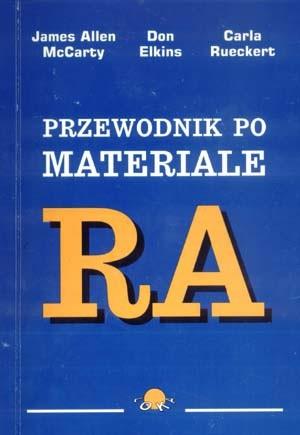 Okładka książki Przewodnik po materiale RA