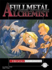 Okładka książki Fullmetal Alchemist t. 6