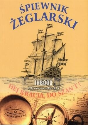 Okładka książki Śpiewnik żeglarski