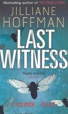 Okładka książki Last Witness