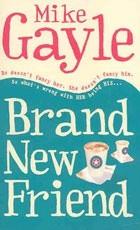 Okładka książki Brand New Friend