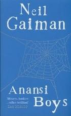 Okładka książki Anansi Boys