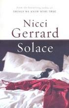 Okładka książki Solace