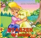Okładka książki Staszek w lesie