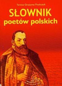 Okładka książki Słownik poetów polskich/Benkowski/mini/