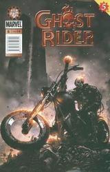 Okładka książki Ghost Rider: Droga ku potępieniu, cz. 6