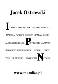 Okładka książki IPN