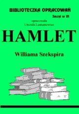 Okładka książki Hamlet - opracowanie zeszyt 81