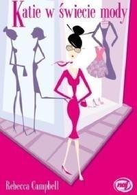 Okładka książki Katie w świecie mody