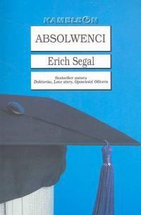 Okładka książki Absolwenci