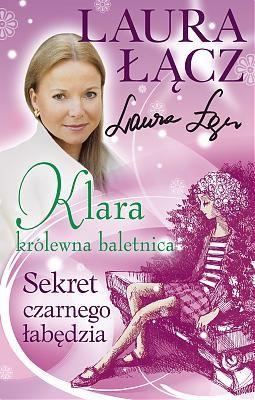 Okładka książki Klara - królewna baletnica t. 2. Sekret czarnego łabędzia