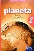 Okładka książki Planeta 2. Eurazja. Wybrane zagadnienia geografii świata. Podręcznik