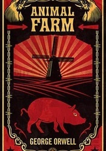 Okładka książki Animal Farm
