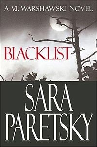 Okładka książki Blacklist