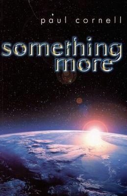 Okładka książki Something more