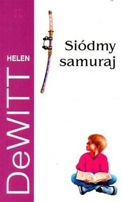 Okładka książki Siódmy samuraj
