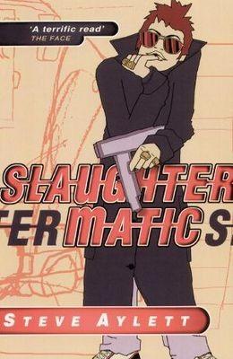 Okładka książki Slaughtermatic