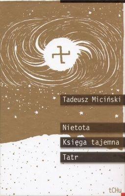 Okładka książki Nietota. Księga tajemna Tatr
