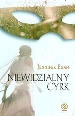 Okładka książki Niewidzialny cyrk