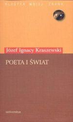 Okładka książki Poeta i świat