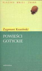 Okładka książki Powieści gotyckie