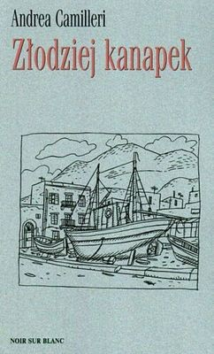 Okładka książki Złodziej kanapek