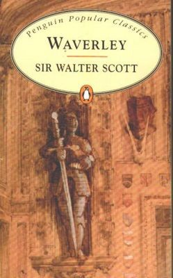 Okładka książki Waverley