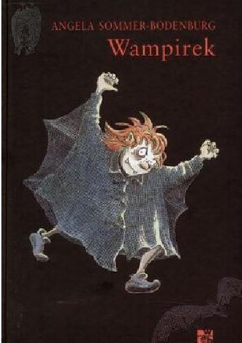 Okładka książki Wampirek
