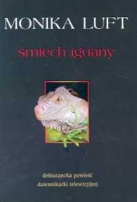 Okładka książki Śmiech iguany