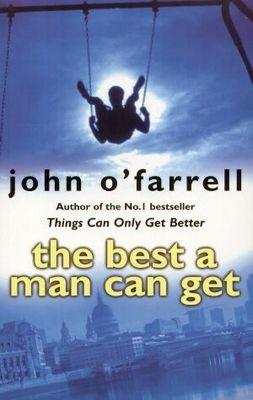 Okładka książki The best a man can get