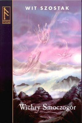 Okładka książki Wichry Smoczogór