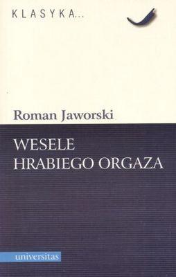 Okładka książki Wesele hrabiego Orgaza