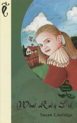 Okładka książki What Katy did (wydanie anglojęzyczne)