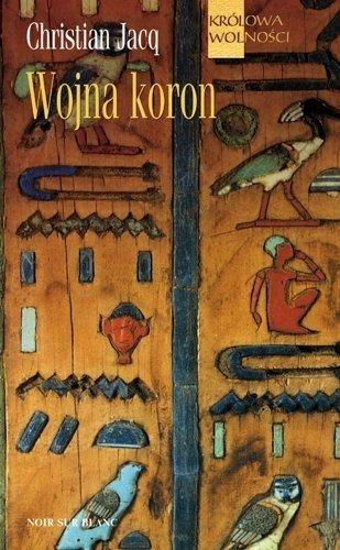 Okładka książki Królowa wolności t2. Wojna koron