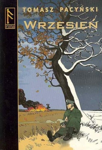 Okładka książki Wrzesień