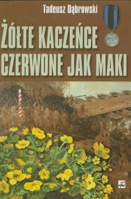 Okładka książki Żółte kaczeńce czerwone jak maki