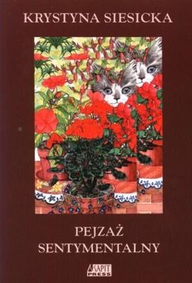 Okładka książki Pejzaż sentymentalny
