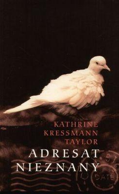 Okładka książki Adresat nieznany