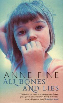 Okładka książki All bones and lies