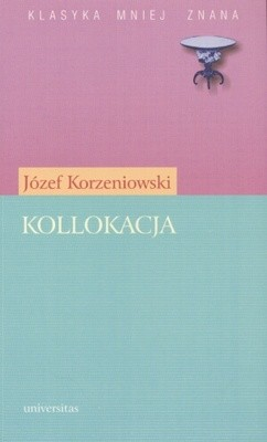 Okładka książki Kollokacja
