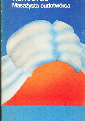Okładka książki Masażysta cudotwórca