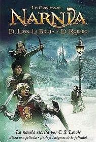 Okładka książki El Leon La Bruja y El Ropero