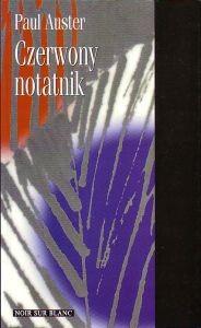 Okładka książki Czerwony notatnik