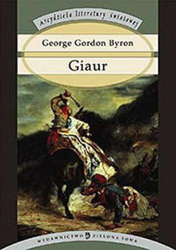 Okładka książki Giaur