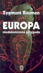 Okładka książki Europa niedokończona przygoda