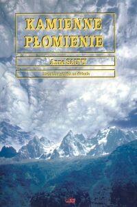 Okładka książki Kamienne płomienie