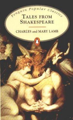 Okładka książki Tales from Shakespeare