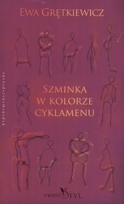 Okładka książki Szminka w kolorze cyklamenu